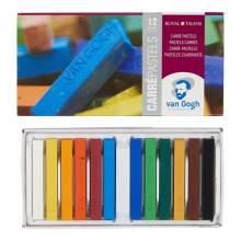 RAYART - Pastels sec de 12 couleurs Van Gogh