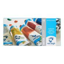 RAYART - Ensemble de peinture aquarelle en tube 10*10ml