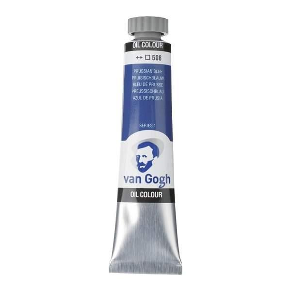 RAYART - Peinture a l'huile Van Gogh Bleu de Prusse 508