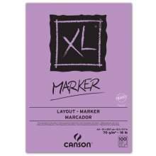 Canson XL Marker A4 100 feuilles 70g/m²