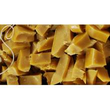 RAYART - Cire d'abeille naturelles jaunes pour bougie et savon 500g