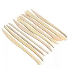 RAYART - Kit outils pour céramique ébauchoir 10 pièces