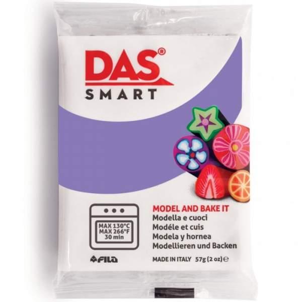 RAYART - Pate Polymère 10 Lilac 57g Das Smart