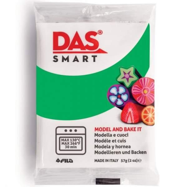 RAYART - Pate Polymère 19 Mint 57g Das Smart