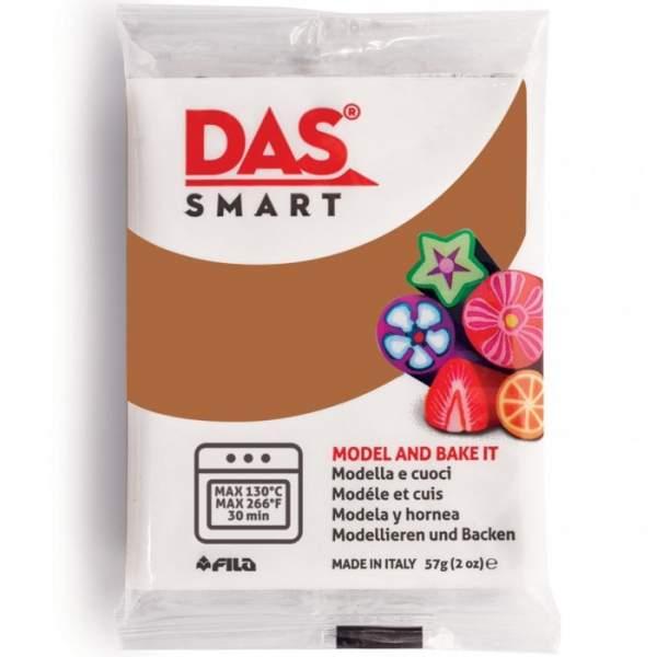 RAYART - Pate Polymère 27 Caramel 57g Das Smart