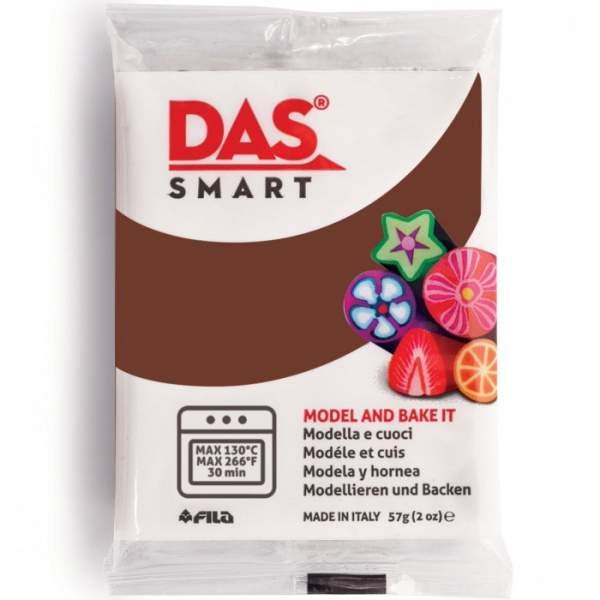 RAYART - Pate Polymère 28 Chocolate 57g Das Smart