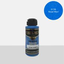 Acrylique Premium 120ml Cadence 0156 Bleu Royal