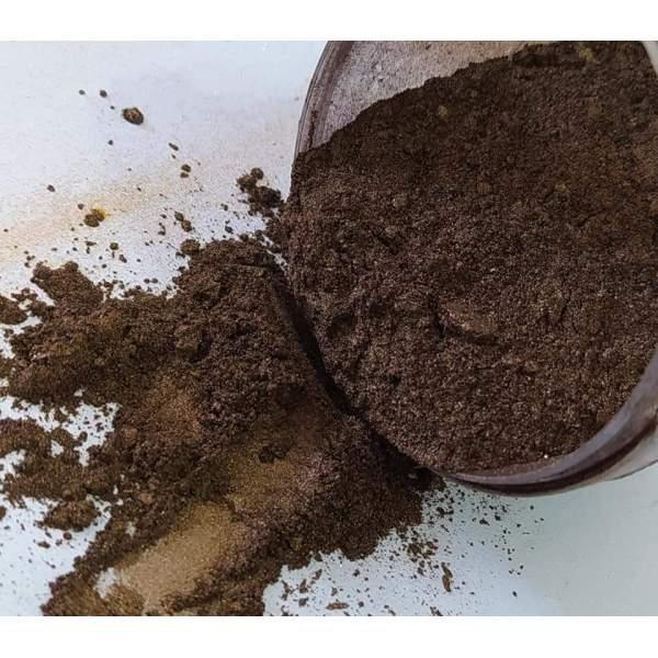 RAYART - Poudre Mica marron 5g