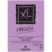 RAYART - Canson XL Marker A3 100 feuilles 70g/m²