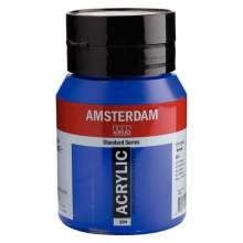 Amsterdam Standard Series Acrylique Pot 500 ml Outremer 504