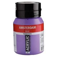 RAYART - Amsterdam Standard Series Acrylique Pot 500 ml Outremer violet 507