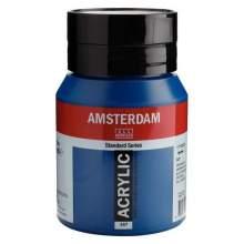 RAYART - Amsterdam Standard Series Acrylique Pot 500 ml Bleu verdâtre 557