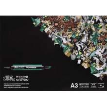 RAYART - Bloc papier bleedproof A3 70g 50 feuilles WINSOR & NEWTON