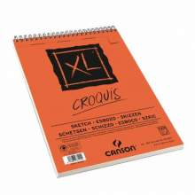RAYART - Canson XL Croquis 90G/M² Format A3 - CANSON