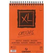 RAYART - Canson XL Croquis 90G/M² Format A4 - CANSON