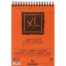 RAYART - Canson XL Croquis 90G/M² Format A4 - CANSON