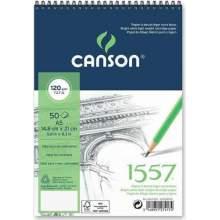 RAYART - Canson 1557 Papier à dessin A5 180G/M² - Canson