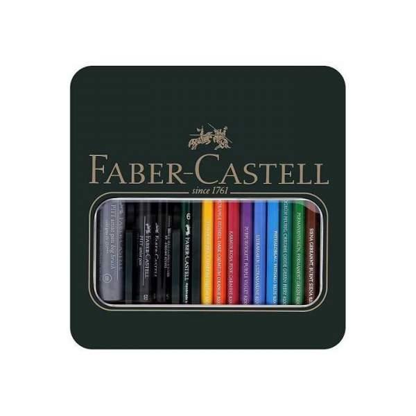 RAYART - Boîte métal Mixed Media Albrecht Dürer - Faber Castell
