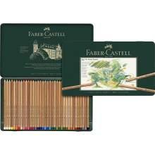 RAYART - Crayon Pitt Pastel, boîte de 36 Faber Castell