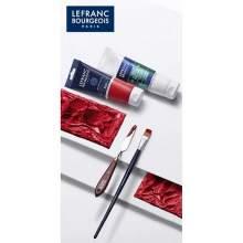 RAYART - Couteau à peindre oblongue oblique à droite N°10 - Lefranc Bourgeois