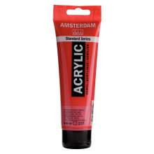 RAYART - Amsterdam Standard Series Acrylique Tube 120 ml Rouge transparent moyen 317