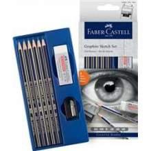 RAYART - Set de dessin graphite - Faber Castell