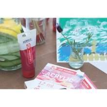 RAYART - Set Acrylique 5 *75 ml art création