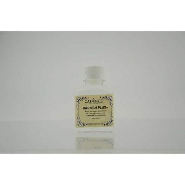 RAYART - Vernis pour feuille D'or 100 ml Varnish Plus + CADENCE