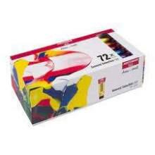 RAYART - Set d'acryliques série Standard 72 x 20 ml Amsterdam