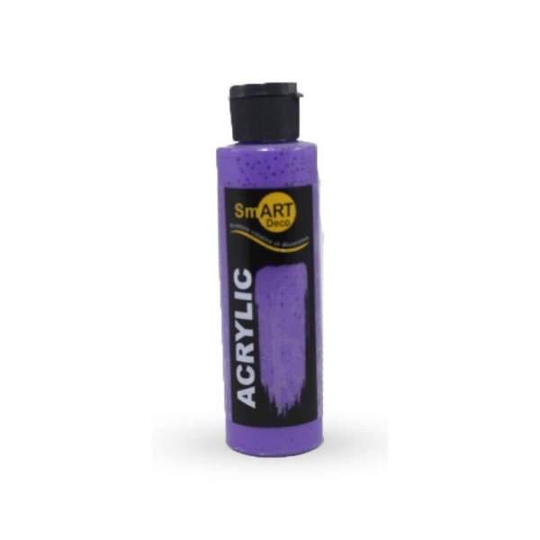 RAYART - Peinture Acrylique SmART deco - 130 ml - violet
