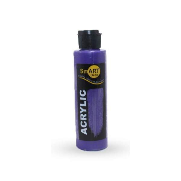 RAYART - Peinture Acrylique SmART deco - 130 ml - mauve