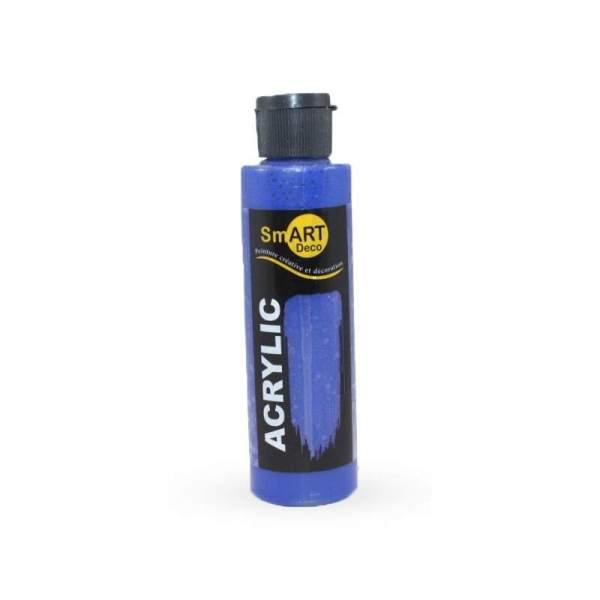 RAYART - Peinture Acrylique SmART deco - 130 ml - bleu navy