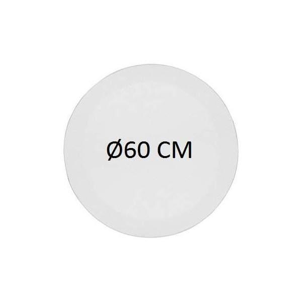 RAYART - Châssis toile Ronde 100% Cotton diamètre 60 cm