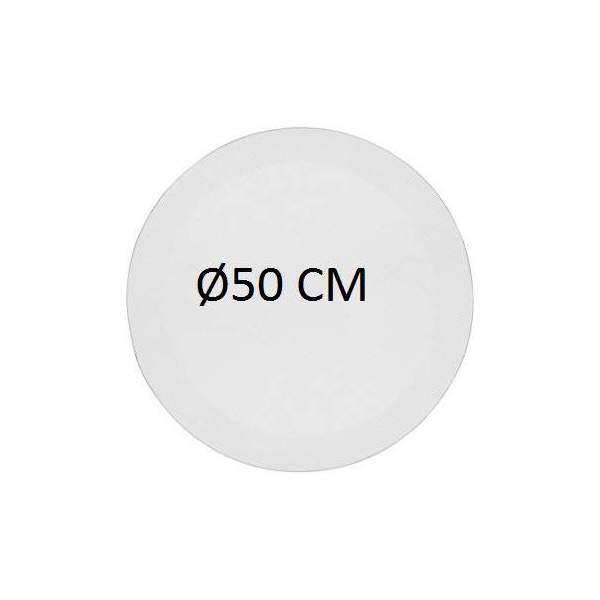 RAYART - Châssis toile Ronde 100% Cotton diamètre 50 cm