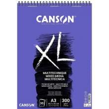 RAYART - Canson XL  Mix Media A3 300g/m² 30 feuilles - Canson