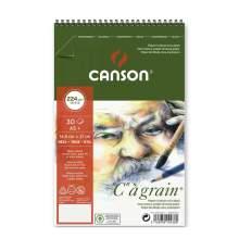 Album C à Grain A5+ 224G 30 feuilles Canson