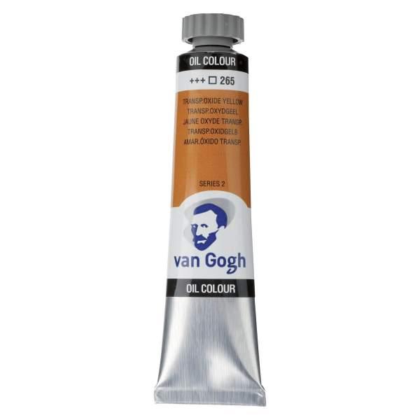 RAYART - Peinture a l'huile Van Gogh Jaune oxyde 265