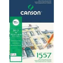 RAYART - Canson 1557 A3 Papier à dessin 180G/M² - Canson