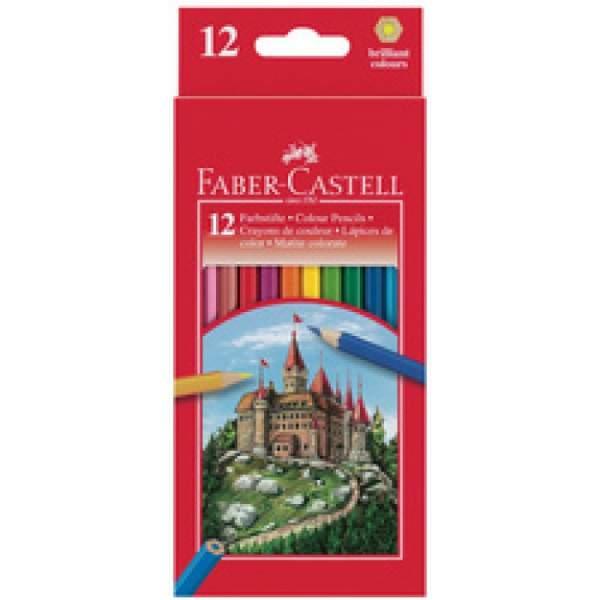RAYART - Crayons de couleurs Faber Castell